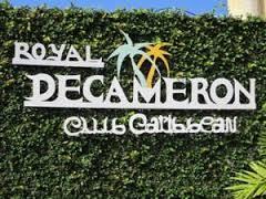 Montego Bay Airport Taxi to Royal Decameron Club Caribbean Runaway Bay.