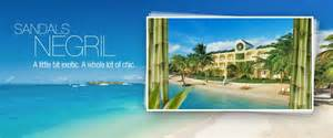 Turner Taxis and Tours Private taxi to Sandals Negril Resort