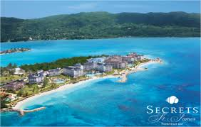 Secrets Resort Montego bay