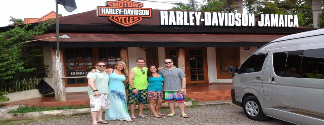 Jamaica Harley Davidson Tours and Excursion